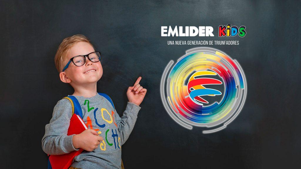 Emlider Kids Formado Lideres